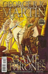 George R. R. Martin's A Game of Thrones #16 (2013)