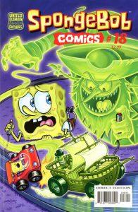 SpongeBob Comics #18 (2013)