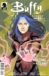 Buffy the Vampire Slayer Season 9 #19 (2013)