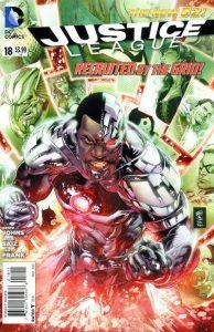 Justice League #18 (2013)