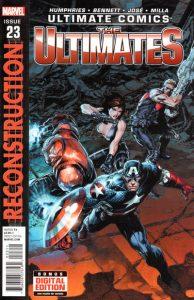 Ultimates #23 (2013)