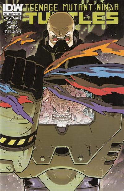 Teenage Mutant Ninja Turtles #20 (2013)