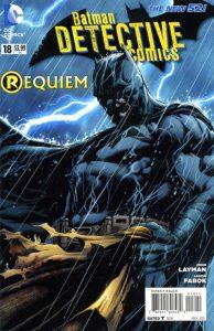 Detective Comics #18 (2013)