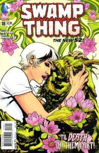 Swamp Thing #18 (2013)