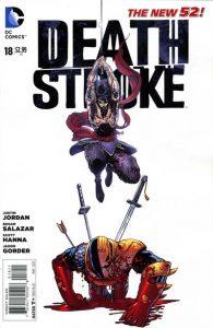 Deathstroke #18 (2013)