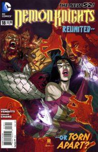 Demon Knights #18 (2013)