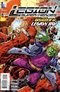 Legion of Super-Heroes #18 (2013)