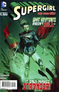 Supergirl #18 (2013)