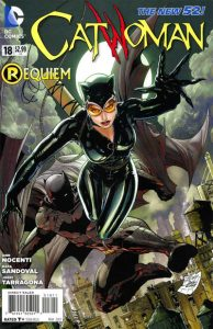 Catwoman #18 (2013)