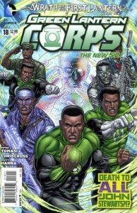 Green Lantern Corps #18 (2013)
