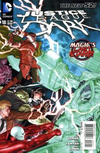 Justice League Dark #18 (2013)