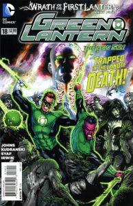 Green Lantern #18 (2013)
