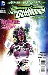 Green Lantern: New Guardians #18 (2013)