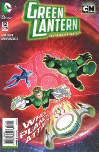 Green Lantern: The Animated Series #12 (2013)