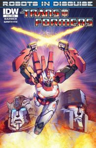 The Transformers: Robots in Disguise #15 (2013)