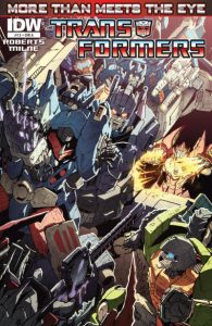 The Transformers: More Than Meets the Eye #15 (2013)