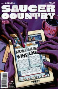 Saucer Country #13 (2013)