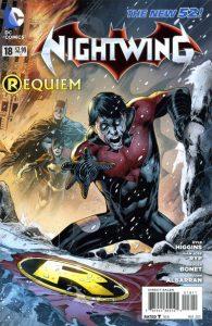Nightwing #18 (2013)