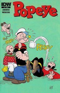 Popeye #11 (2013)