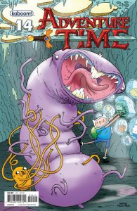 Adventure Time #14 (2013)