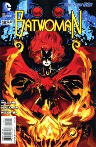 Batwoman #18 (2013)