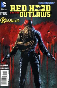 Red Hood and the Outlaws #18 (2013)