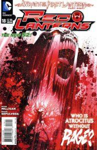 Red Lanterns #18 (2013)