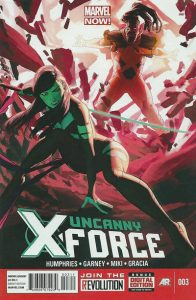 Uncanny X-Force #3 (2013)
