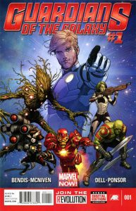 Guardians of the Galaxy #1 (2013)