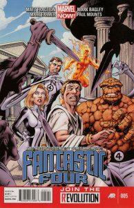 Fantastic Four #5 (2013)