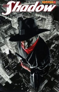 The Shadow #12 (2013)