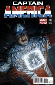 Captain America #5 (2013)