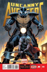 Uncanny Avengers #6 (2013)