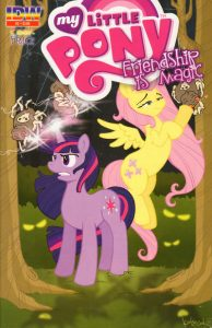 My Little Pony: Friendship Is Magic #2 (2013)