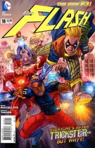 The Flash #18 (2013)