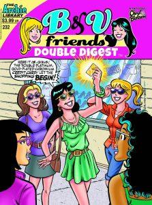 B&V Friends Double Digest Magazine #232 (2013)