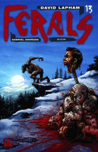 Ferals #13 (2013)