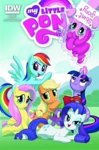 My Little Pony: Friendship Is Magic #5 (2013)