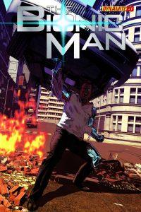 Bionic Man #20 (2013)