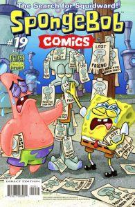 SpongeBob Comics #19 (2013)