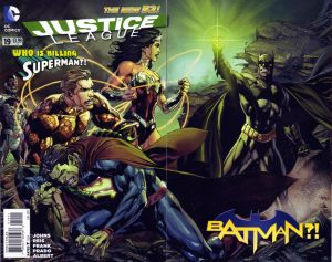 Justice League #19 (2013)