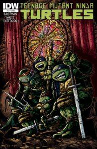 Teenage Mutant Ninja Turtles #21 (2013)