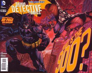 Detective Comics #19 (2013)