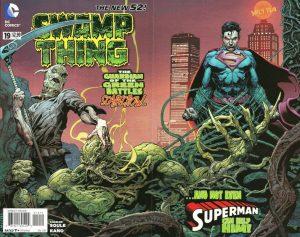 Swamp Thing #19 (2013)