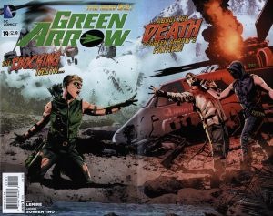 Green Arrow #19 (2013)