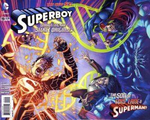 Superboy #19 (2013)