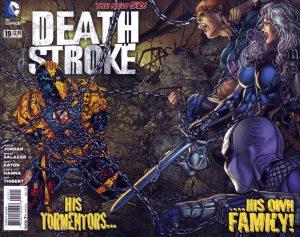Deathstroke #19 (2013)