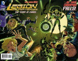 Legion of Super-Heroes #19 (2013)