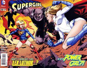 Supergirl #19 (2013)