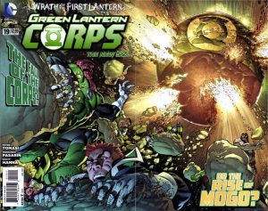 Green Lantern Corps #19 (2013)